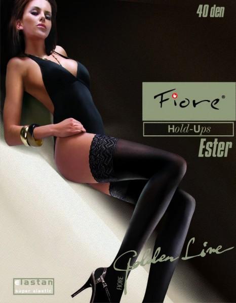Fiore - Elegant hold ups Ester 40 denier