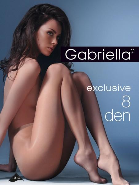 Gabriella Exclusive 8 - Cienkie rajstopy idealne na lato